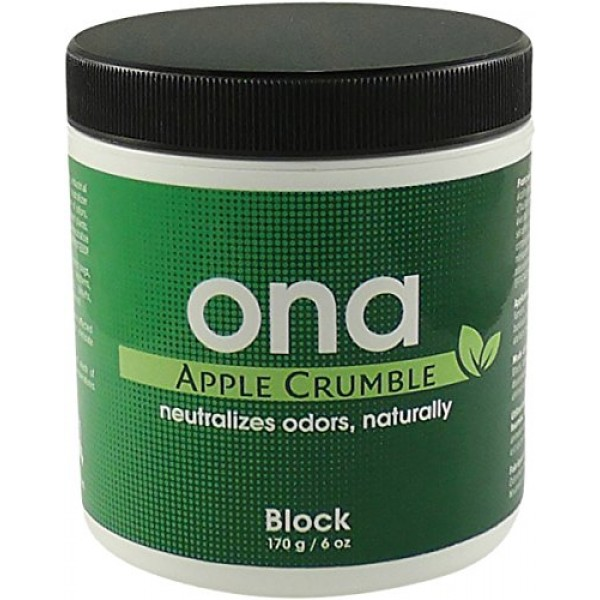 Ona Block Apple Crumble, 6 Ounce