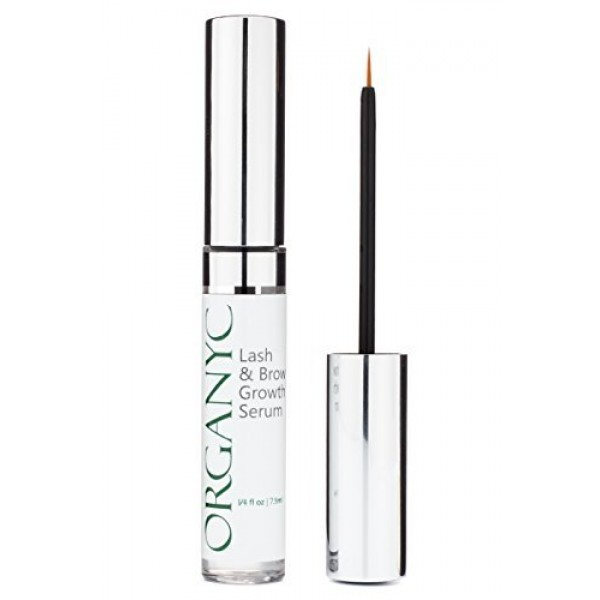 383c043c9b6 Organys Lash & Brow Booster Serum Gives You Longer Fuller Thicker .