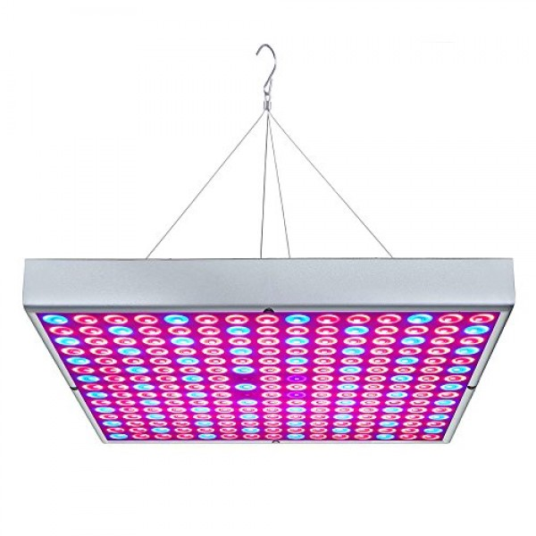 Osunby LED Grow Light 45W UV IR Growing Lamp for Indoor Plants Hyd...