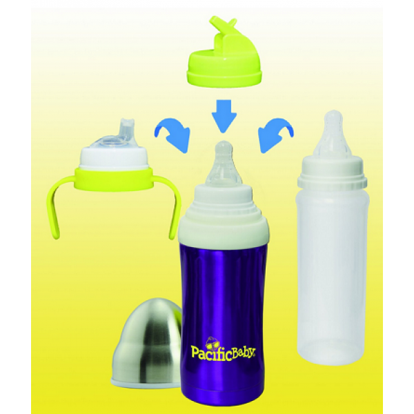 Pacific Baby Inc. All in One Bottle - 7 oz