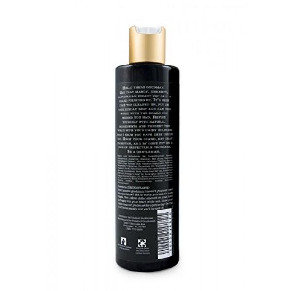 Polished Gentleman Beard Growth and Thickening Shampoo -