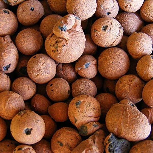 Hydro Clay Pebbles Leca Stones Orchid/Hydroponic Grow Media - 2 ...