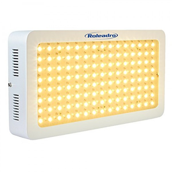 Roleadro LED Grow Light, 1200W 2nd Generation Plant Light Full Spe...