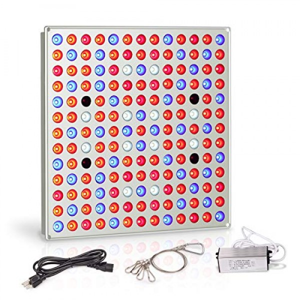 Roleadro LED Grow Light for Indoor Plants, 75W Plant Growing Lamps...