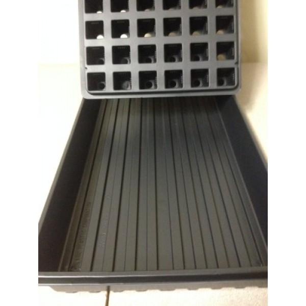 Seed Starting Trays,72 Cell Propagation Trays Qty.5 ea. Greenhou...