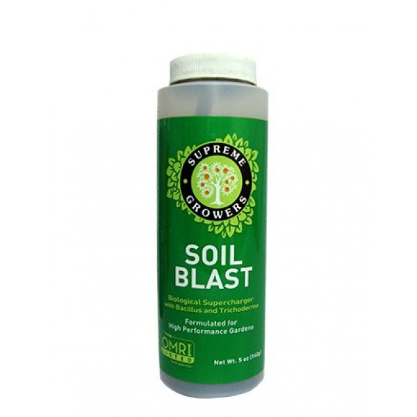 Soil Blast Concentrate by Supreme Growers Compost Tea Alternative ...