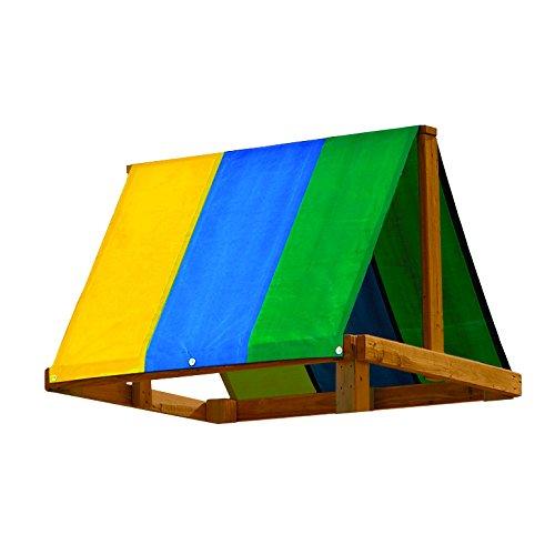 Swing-N-Slide Multi-Color Replacement Tarp