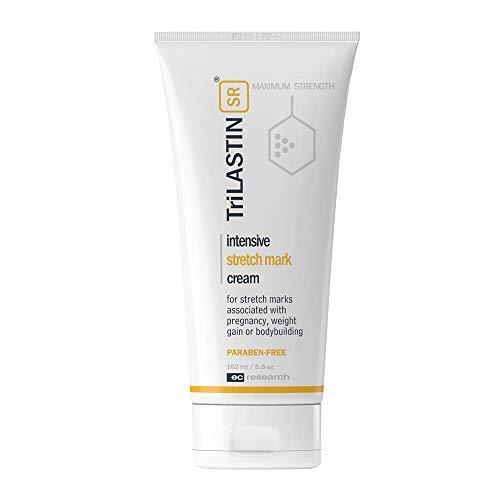 TriLASTIN-SR Maximum Strength Stretch Mark Cream, Unscented, 5.5 f...