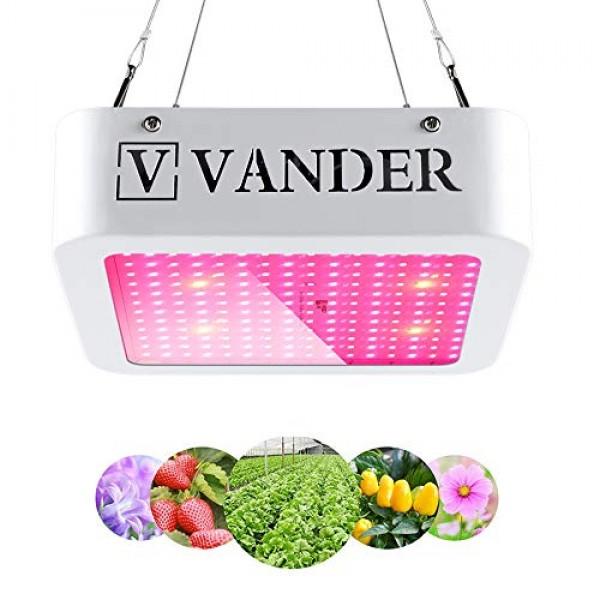Vander Led Grow Light - 1000W Full Spectrum Grow Lamps for Indoor ...