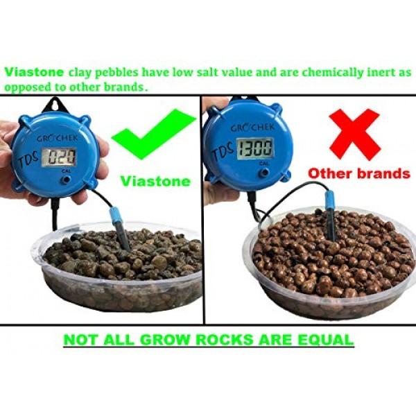 Viagrow Black Bucket Deep Water Culture Hydroponic System