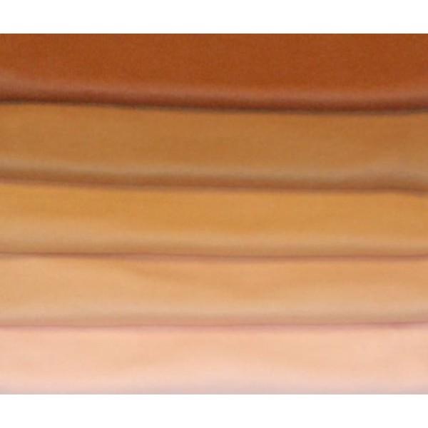 100% Cotton Knit Waldorf Doll Skin Fabric - One Yard Blush