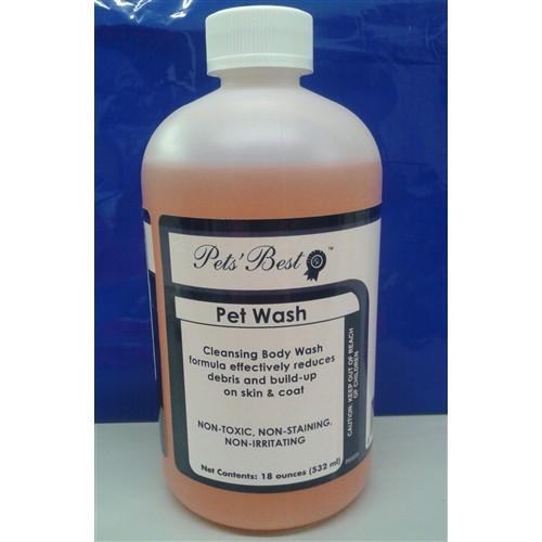 PetsBestRx Medicated Pet Wash